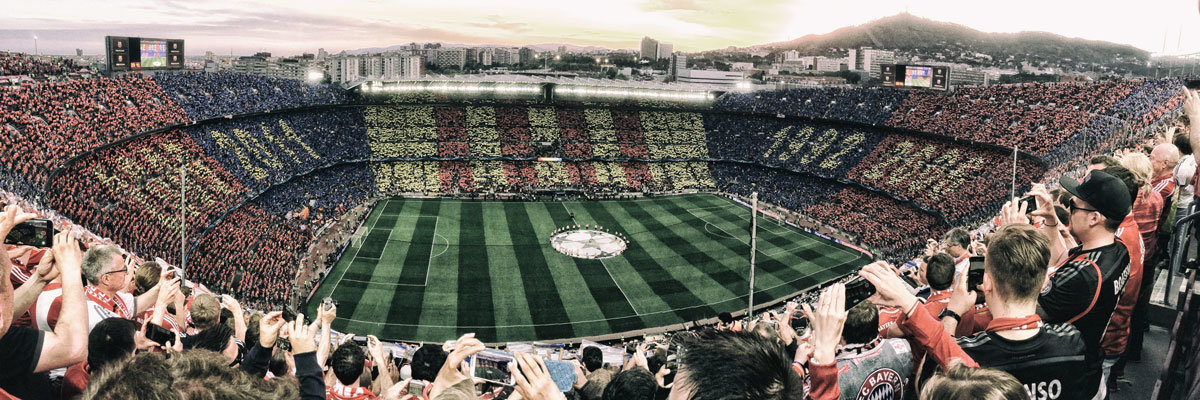What a Messi - Camp Nou - 06.05.2015