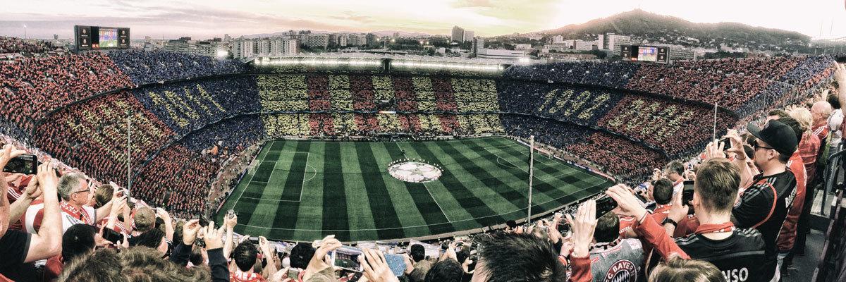 What a Messi - Camp Nou - 06.05.2015