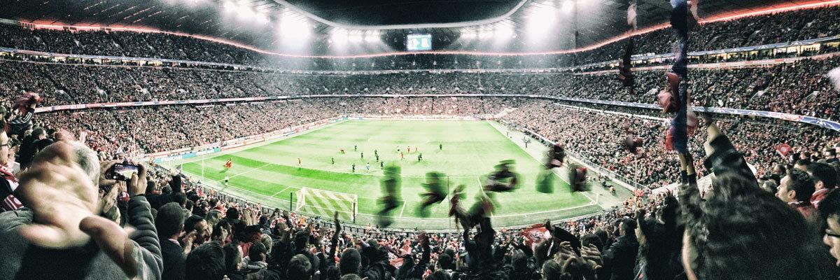 FC Bayern München – FC Arsenal – 04.11.2015 - Nordkurve