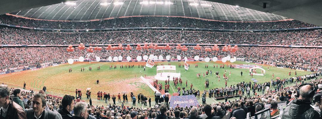 FC Bayern München – Hannover 96 – 14.05.2016