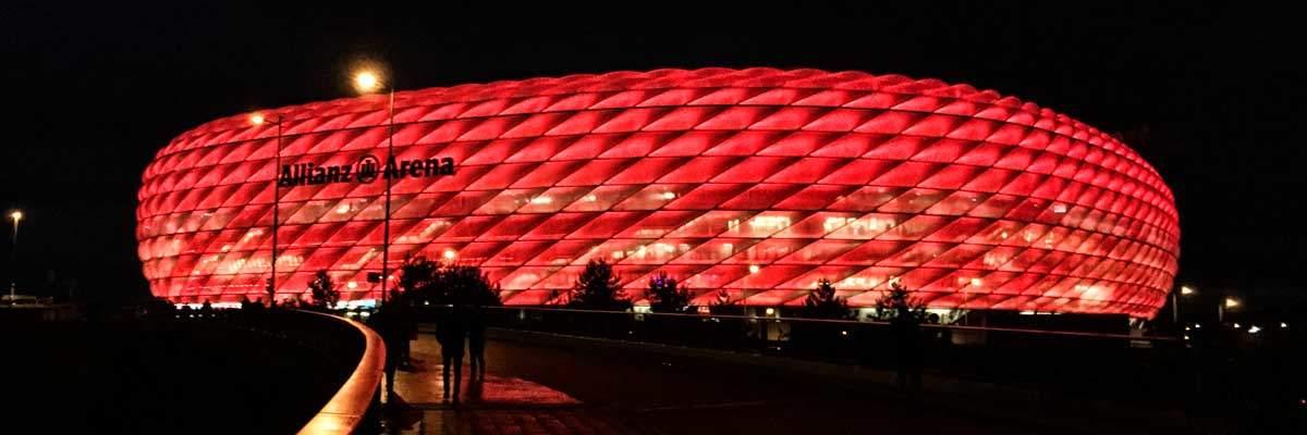 FC Bayern München – PSV Eindhoven - 19.10.2016