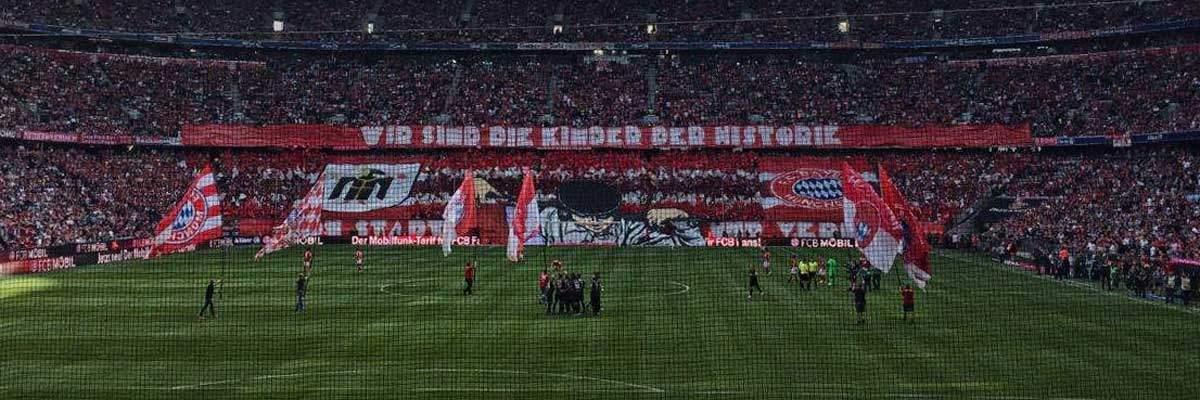 FC Bayern München – 1. FC Köln - 1.10.2016