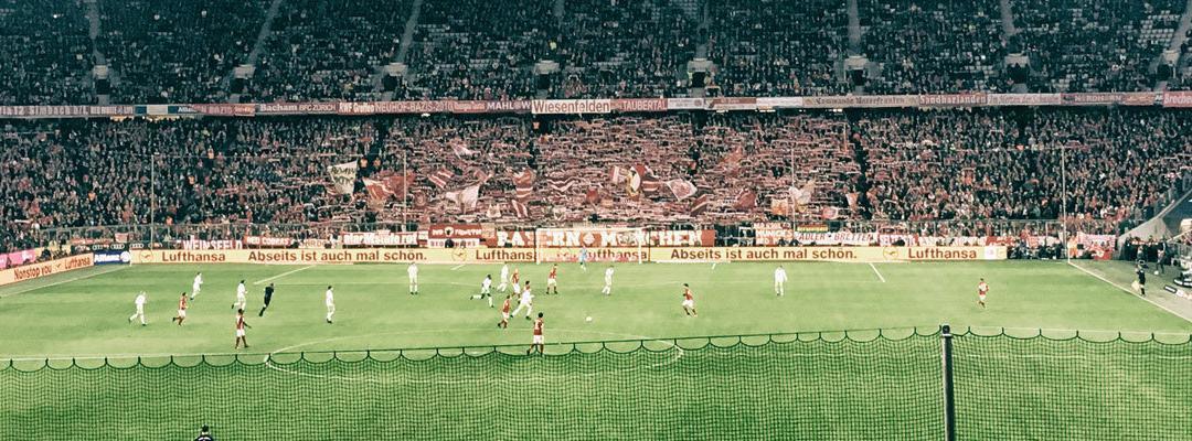FC Bayern München – VfL Wolfsburg – 10.12.2016