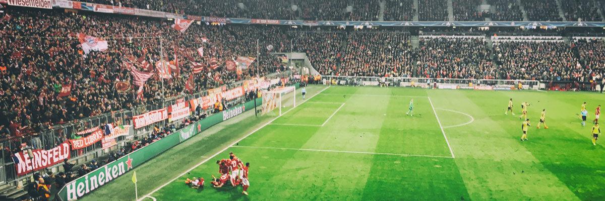 FC Bayern München – FC Arsenal – 15.02.2017