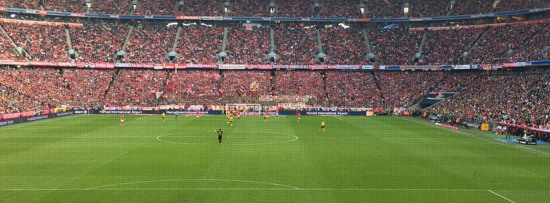FC Bayern München – Borussia Dortmund – 08.04.2017