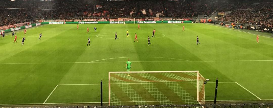FC Bayern München – RSC Anderlecht -12.09.2017