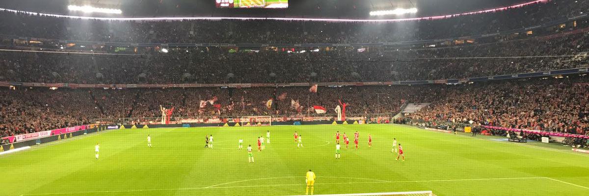 FC Bayern München – VfL Wolfsburg - 22.09.2017