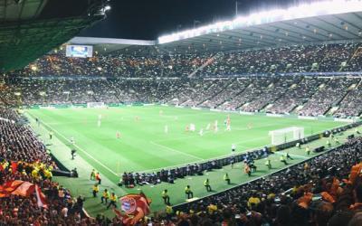 Celtic Football Club – FC Bayern München – 31.10.2017