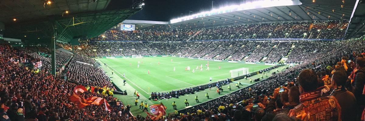 Celtic Football Club - FC Bayern München – 31.10.2017