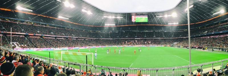 FC Bayern München – FC Augsburg am 18.11.2017