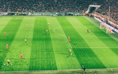 FC Bayern München – Borussia Dortmund – 20.12.2017