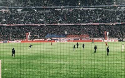 FC Bayern München – SV Werder Bremen – 21.01.2018