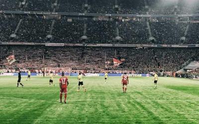FC Bayern München – Borussia Dortmund – 31.03.2018