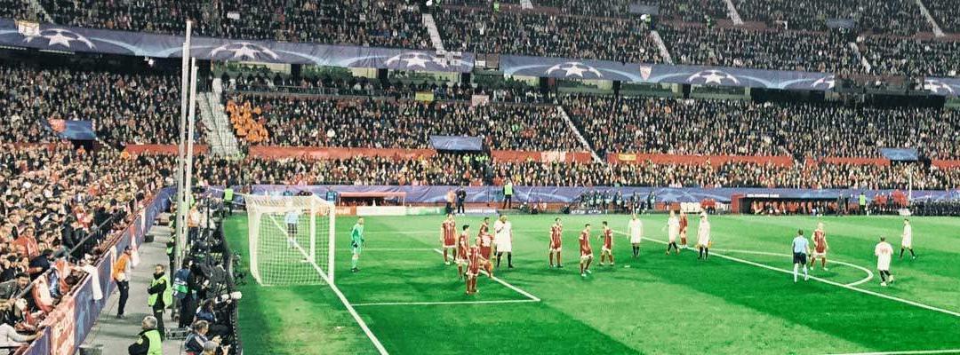 Sevilla Fútbol Club – FC Bayern München – 03.04.2018