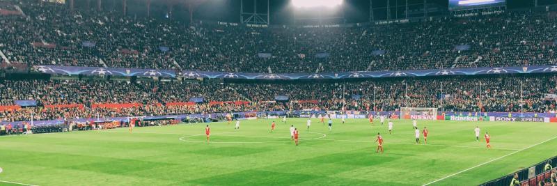 Sevilla Fútbol Club - FC Bayern München am 03.04.2018