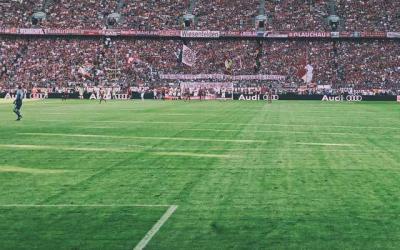 FC Bayern München – VfB Stuttgart – 12.05.2018