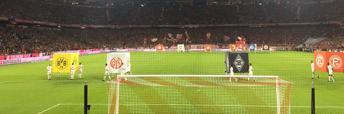 FC Bayern München – TSG Hoffenheim – 24.08.2018