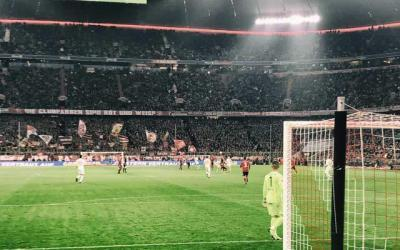 FC Bayern München – Fortuna Düsseldorf – 24.11.2018