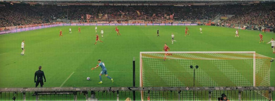 FC Bayern München – SL Benfica – 27.11.2018