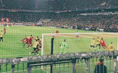 FC Bayern München – AEK Football Club – 07.11.2018