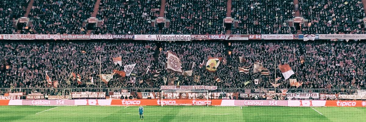 FC Bayern München – 1. FC Nürnberg – 08.12.2018