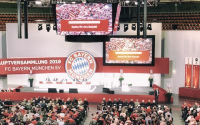 Jahreshauptversammlung des FC Bayern München e.V. – 30.11.2018