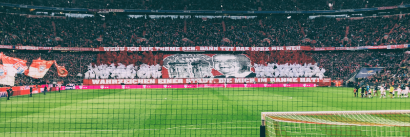 FC Bayern München - VfB Stuttgart am 27.01.2019