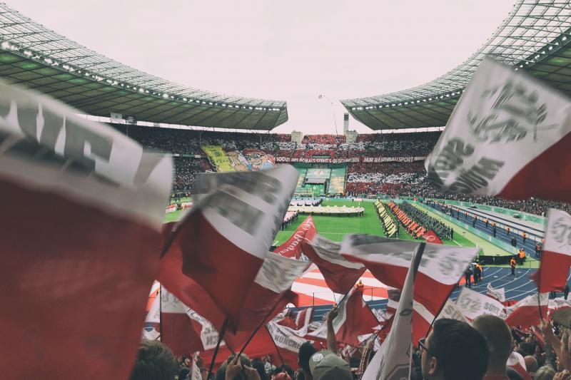 Rasenball Leipzig - FC Bayern München am 25.05.2019