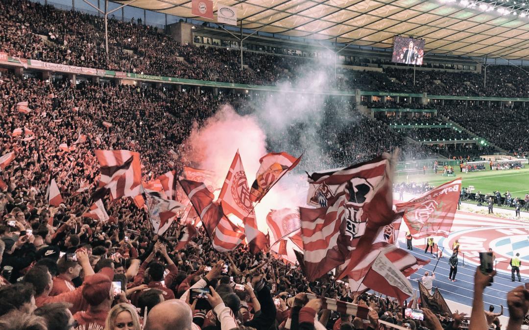 Rasenball Leipzig – FC Bayern München – 25.05.2019