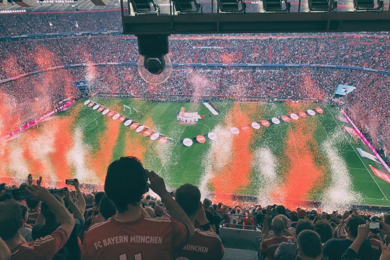 FC Bayern München – Eintracht Frankfurt am 18.05.2019