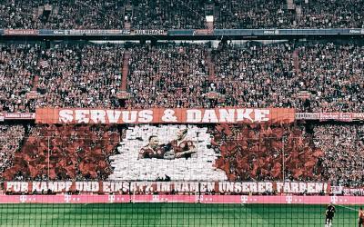 FC Bayern München – Eintracht Frankfurt – 18.05.2019