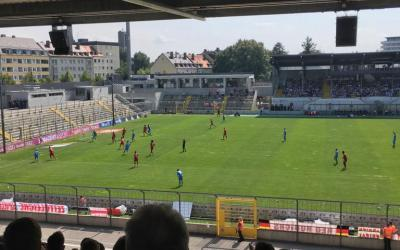 FC Bayern München Amateure – Chemnitzer FC – 24.08.2019