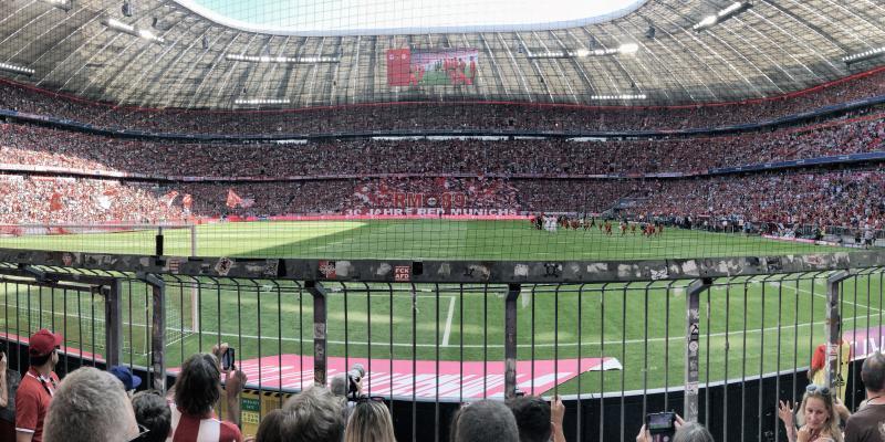 FC Bayern München – 1. FSV Mainz 05 am 31.08.2019