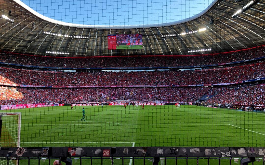 FC Bayern München – 1. FSV Mainz 05 – 31.08.2019