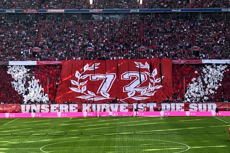 FC Bayern München – 1. FC Köln am 21.09.2019