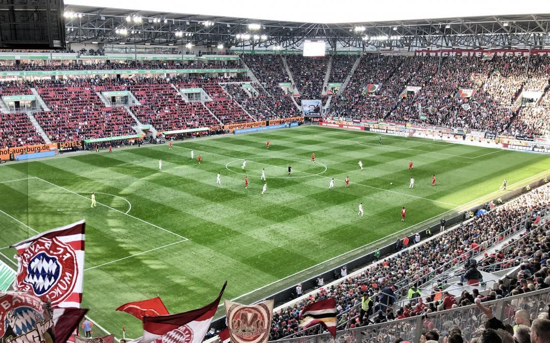 FC Augsburg – FC Bayern München – 19.10.2019