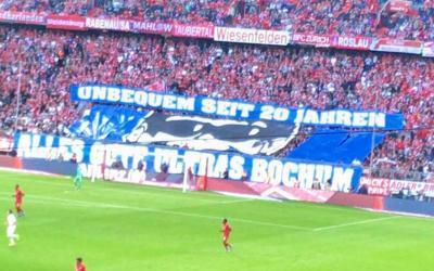 FC Bayern München – 1. FC Union Berlin – 26.10.2019