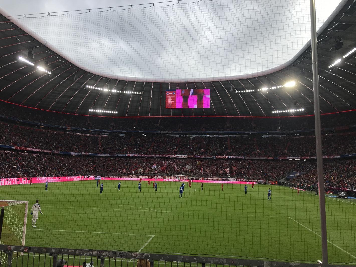 FC Bayern München – Turn- und Sportgemeinschaft Hoffenheim 1899 e. V am 05.10.2019