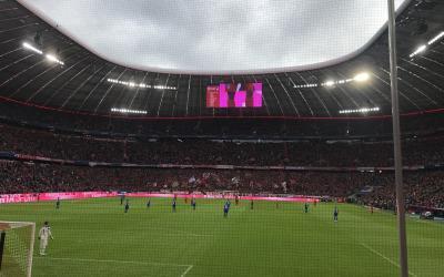 FC Bayern München – TSG Hoffenheim –  05.10.2019