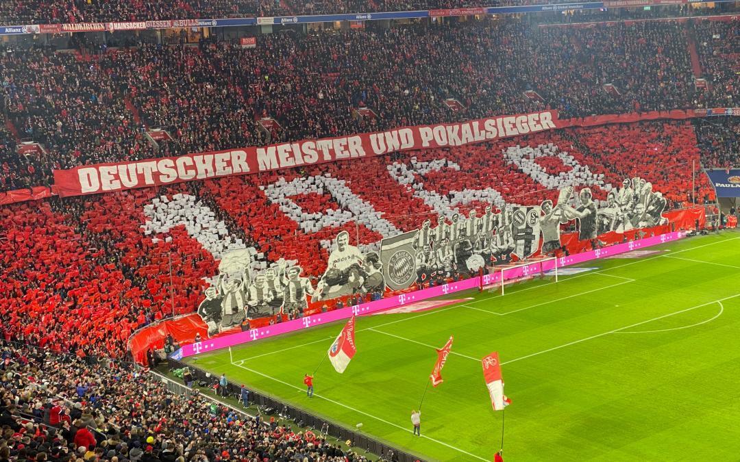 FC Bayern München – Borussia Dortmund – 09.11.2019