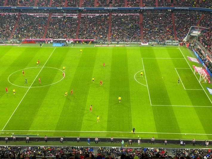 FC Bayern München – Ballspielverein Borussia 09 e. V. Dortmund