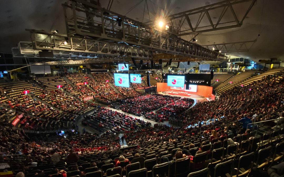 Jahreshauptversammlung 2019 des FC Bayern München e.V. – 15.11.2019