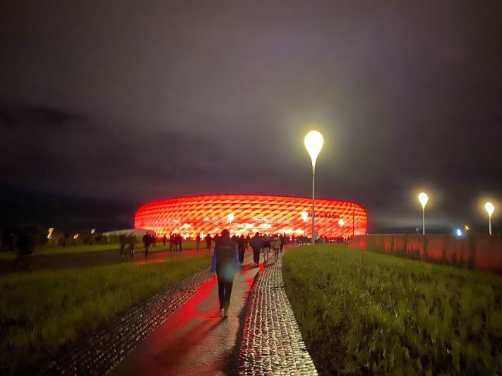 FC Bayern München – Olympiakos Piräus am 06.11.2019