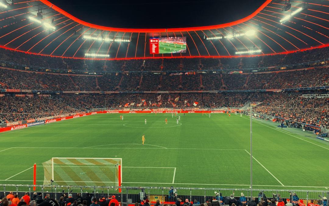 FC Bayern München – Olympiakos Piräus – 06.11.2019