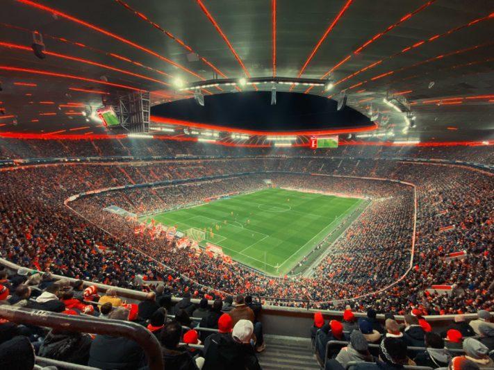 FC Bayern München – Bayer 04 Leverkusen am 30.11.2019