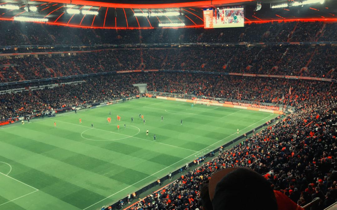 FC Bayern München – SV Werder Bremen – 14.12.2019