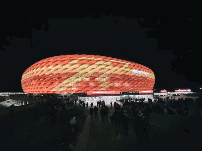 FC Bayern München - SV Werder Bremen am 14.12.2019