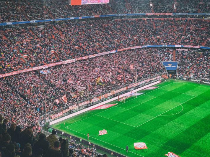 FC Bayern München – VfL Wolfsburg-Fußball GmbH am 21.12.2019