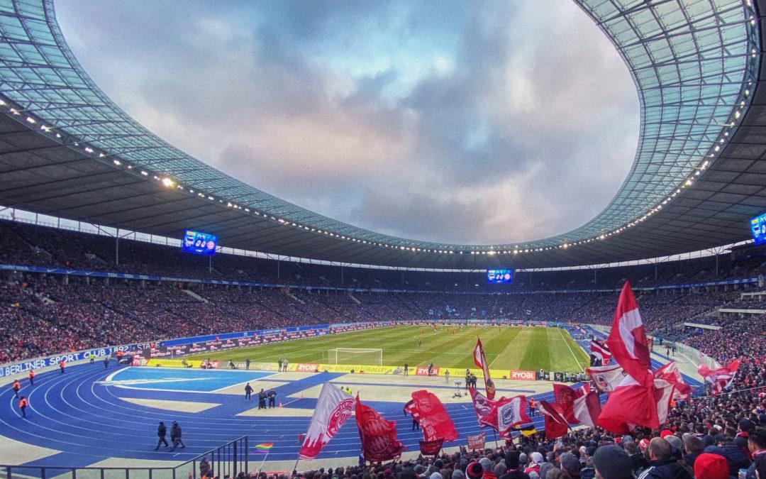 Hertha BSC – FC Bayern München – 19.01.2020