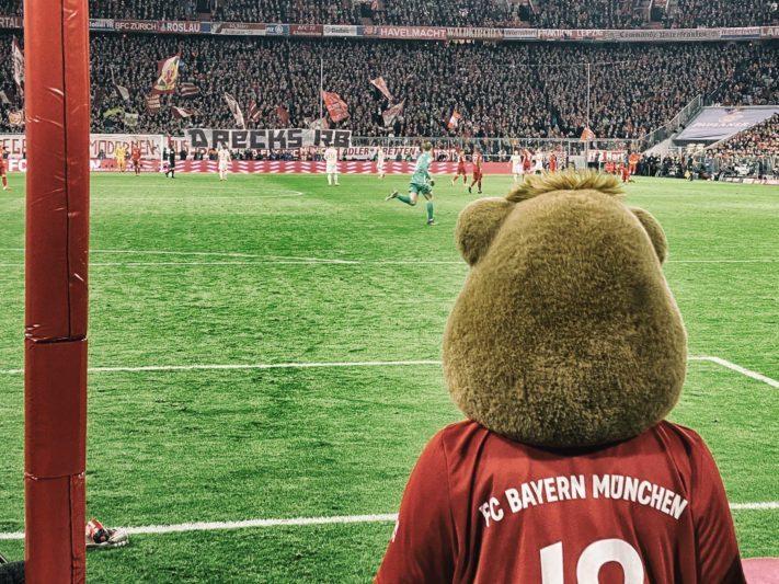 FC Bayern München – RasenBallsport Leipzig e. V am 09.02.2020
